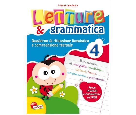 LETTURE E GRAMMATICA 4