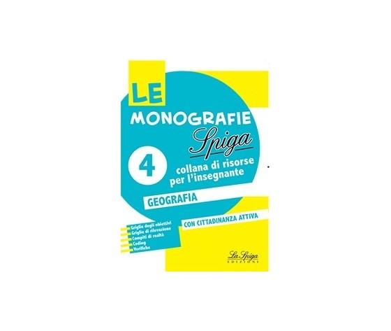 LE MONOGRAFIE SPIGA 4 GEOGRAFIA