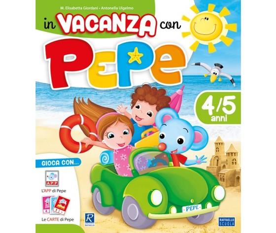 In vacanza con Pepe - 4/5 anni