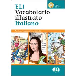 ELI Vocabolario illustrato italiano più cd