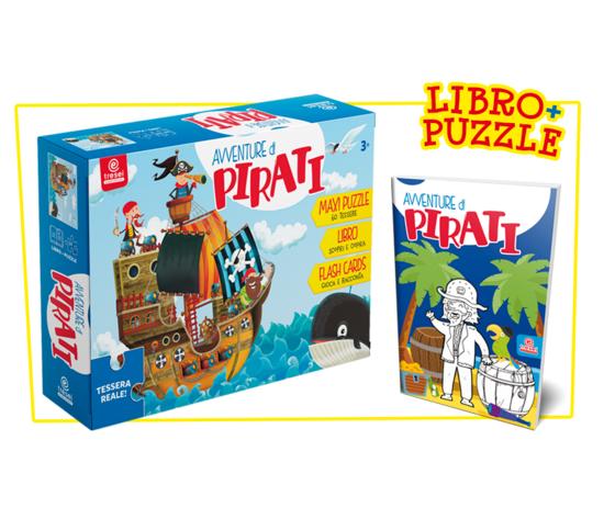 avventura di pirati