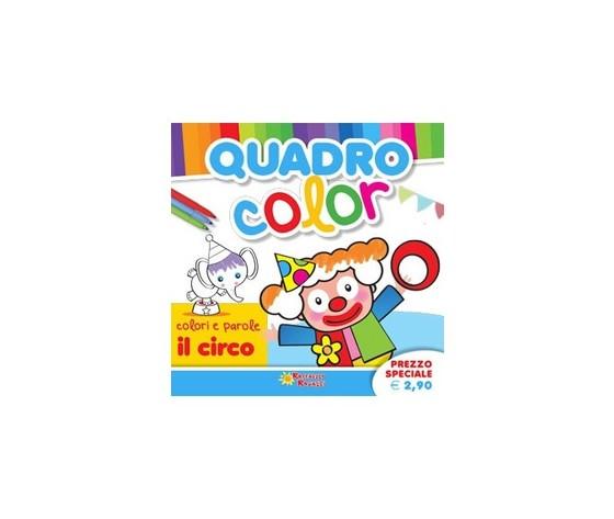 QUADRO color - Il circo