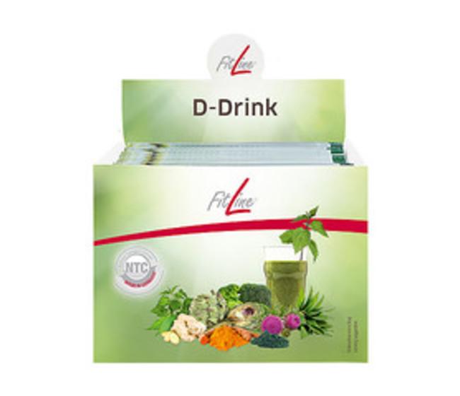 D-Drink    PER AIUTARE IL FEGATO ED IL METABOLISMO