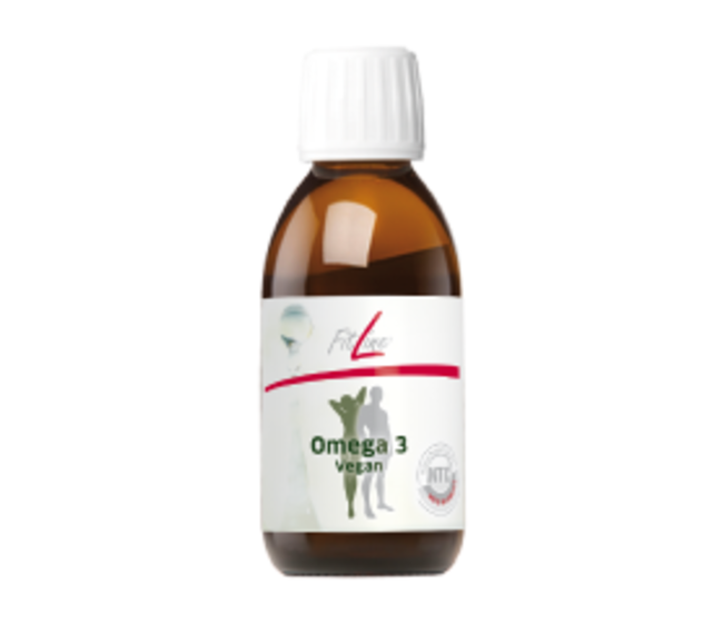 FitLine Omega3  Vegan   DA MICROALGHE, CERTIFICATI