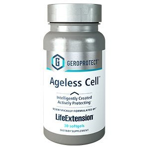 GEROPROTECT™ AGELESS CELL™ Life Extension TOP ANTI-AGETOP ANTI-AGE