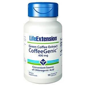 COFFEEGENIC® GREEN COFFEE EXTRACT  Caffè verde contrro i picchi glicemici