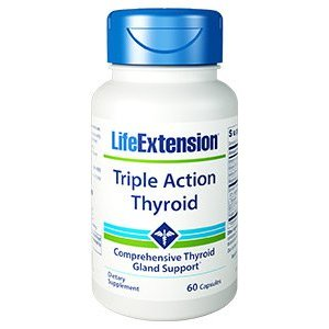 TRIPLE ACTION THYROID  Per migliorare i livelli di energia, il metabolismo, la gestione sana del peso, la concentrazione