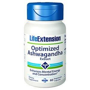 OPTIMIZED ASHWAGANDHA EXTRACT   Per la gestione dello stress e la protezione delle cellule cerebrali