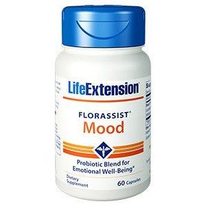 FLORASSIST® MOOD  Una combinazione di probiotici che supporta uno stato d'animo positivo e il relax