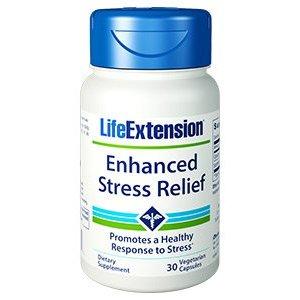 ENHANCED STRESS RELIEF   Melissa  e L-Teanina antidoto naturale al mondo fortemente stressato di oggi