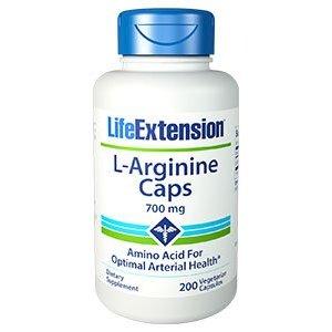L-ARGININE CAPS  Per la salute del sistema arterioso e l'aumento della forza muscolare
