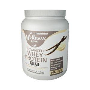 WELLNESS CODE™ WHEY PROTEIN ISOLATE VANIGLIA   Metodo produttivo brevettato, che contrasta i radicali liberi e favorisce il sistema immunitario e la massa muscolare magra.