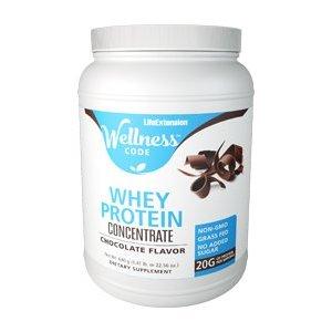 WELLNESS CODE™ WHEY PROTEIN CONCENTRATE  Concentrato di proteine del siero del latte di bovini della Nuova Zelanda allevati e nutriti a pascolo e senza l'uso di somatotropina