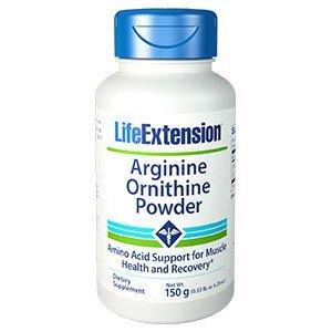 ARGININE ORNITHINE POWDER  Per una migliore circolazzione del sangue e aumento della forza muscolare