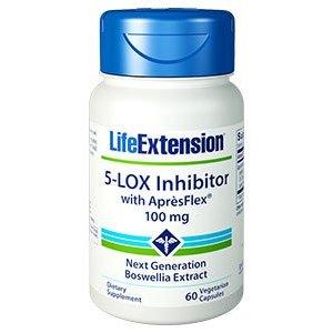 5-LOX INHIBITOR WITH APRÈSFLEX®  Per infiammazione delle articolazioni, arterie e generale