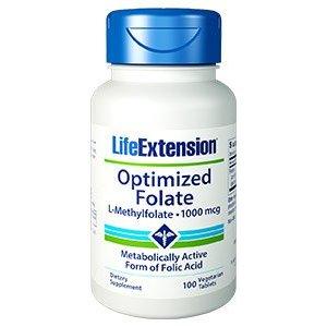 OPTIMIZED FOLATE (L-METHYLFOLATE)  Per la salute cardiovascolare e cognitiva