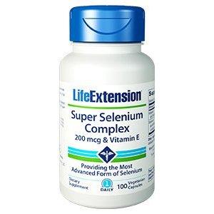 SUPER SELENIUM COMPLEX   Aiuto antiossidante ed Anti-Age per la salute di cuore e cervello