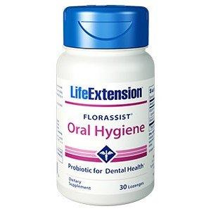 FLORASSIST® ORAL HYGIENE   Con probiotici attivi per una migliore salute di mucosa, denti e gengive