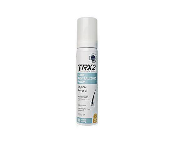 TRX2® Hair REVITALIZING  Foam  Nutrimento naturale dei follicoli dei capelli