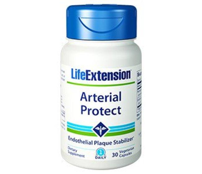 ARTERIAL PROTECT    Per controllare la formazione della placca arteriosa e mantenere il flusso di sangue sano in tutto il corpo