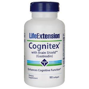 COGNITEX WITH BRAIN SHIELD™  Per sostenere la cognizione e la memoria giovanile