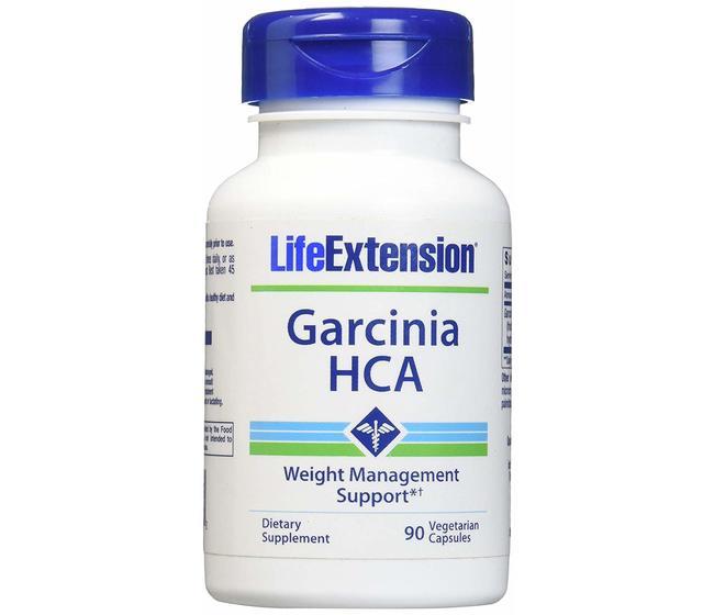 GARCINIA HCA  Riduce l'appetito E la conversione dei carboidrati in grasso corporeo.