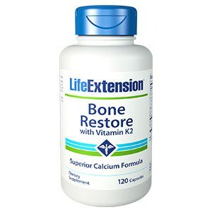 BONE RESTORE  Calcio altamente assorbibile, magnesio, boro, zinco, manganese e silicio, oltre alle vitamine D3 e K2, necessarie per le ossa sane