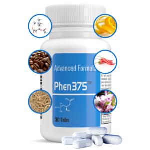 Phen375  Integratore che migliora il metabolismo aiuta la perdita di peso e la soppressione del senso di fame