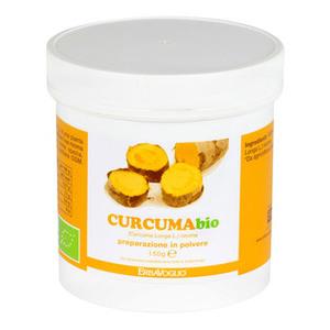 Curcuma in Polvere BIO  Integratore alimentare Bio con Curcumina da Curcuma