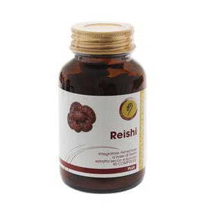 Reishi Plus - Il fungo medicinale  adattogeno utile per rafforzare il sistema immunitario e cardiovascolare