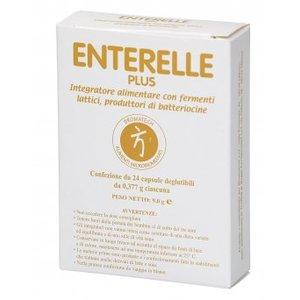 Enterelle Plus - Integratore Alimentare con Fermenti Lattici I fermenti lattici favoriscono l'equilibrio della flora intestinale