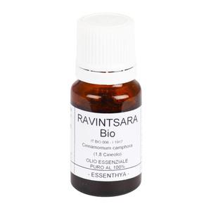 Ravintsara Bio - Olio Essenziale Puro - 10 ml Cinnamomum camphora  ANTIVIRALE ottimo per le vie respiratorie