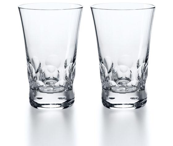 Baccarat Set x6 Bicchieri Beluga High Ball