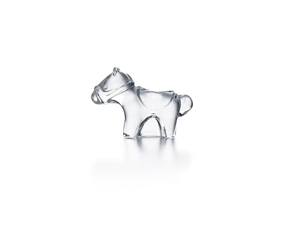 Baccarat Animals Miniatura Cavallo