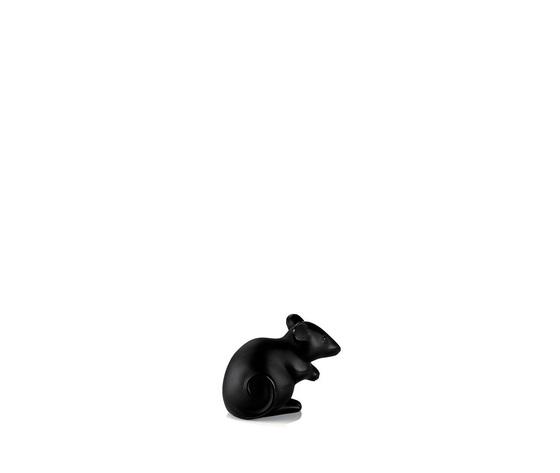 Lalique Scultura Topo Black