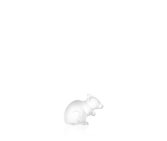Lalique Scultura Topo Clear