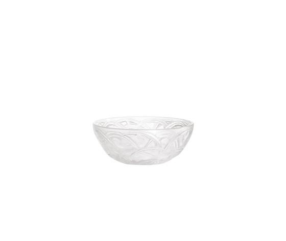Lalique Coppa Finches Bowl