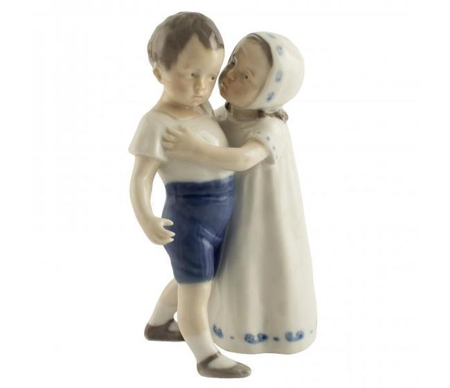 Royal Copenhagen Statuina Amore Rifiutato Mini