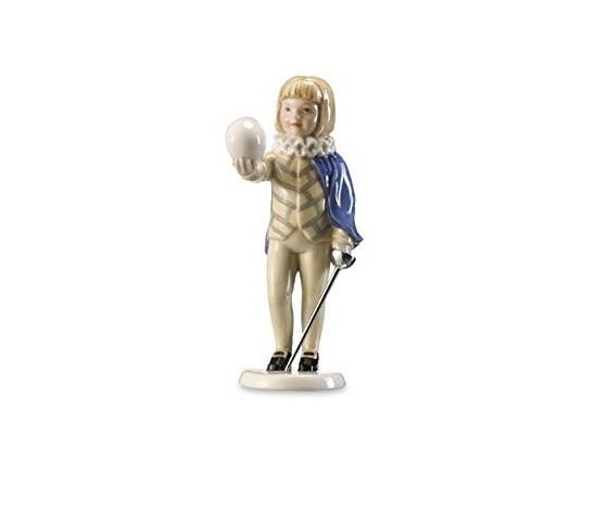 Royal Copenhagen Statuina Amleto Annual Christmas Figurine 2006