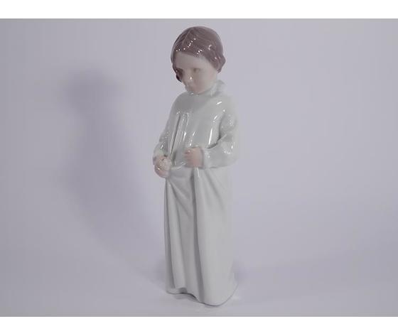 Royal Copenhagen Statuetta Buongiorno Mamma bing grondhal