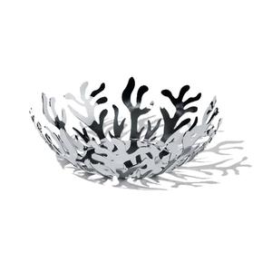 Alessi Fruttiera Mediterraneo Acciaio 21 cm