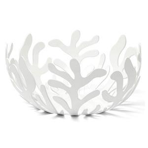 Alessi Fruttiera Mediterraneo Bianco 21 cm