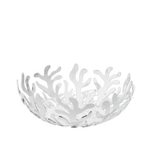 Alessi Fruttiera Mediterraneo Bianco 29 cm