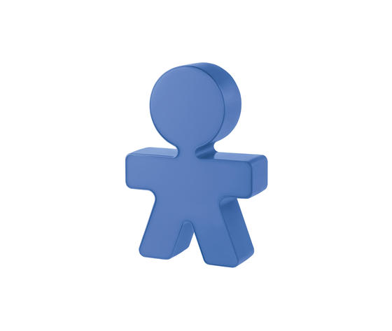 Alessi Lampada da tavolo Girotondo Azzurro