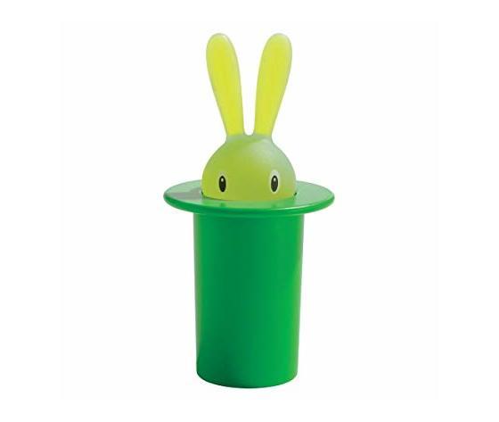 Alessi Portastuzzicadenti Magic Bunny Verde