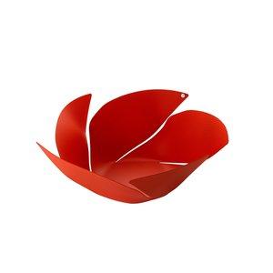 Alessi Fruttiera Twist Again Rosso