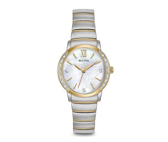Bulova 98R231 Classic Diamanti Orologio per Donna
