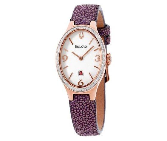 Bulova 98R198 Diamonds Orologio per Donna