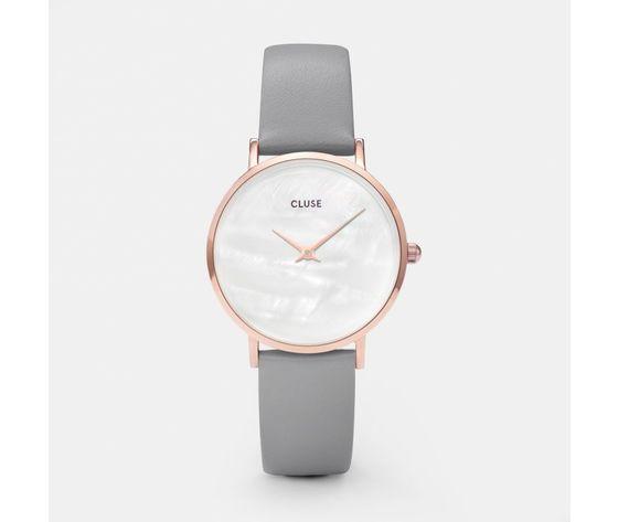 Cluse Minuit La Perle Oro Rosa / Grigio