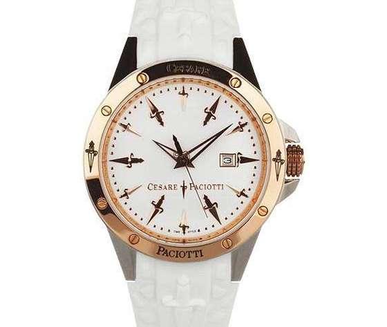 Cesare Paciotti Time Style Modello Gold note TSST060 Orologio per Uomo